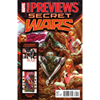 Secret Wars June Previews (Marvel Previews) (English Edition)