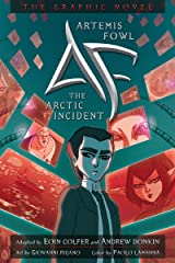 Artemis Fowl:  The Arctic Incident Graphic Novel (Artemis Fowl (Graphic Novels) Book 2) Kindle Edition