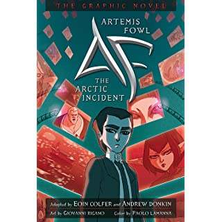 Artemis Fowl:  The Arctic Incident Graphic Novel (Artemis Fowl (Graphic Novels) Book 2)