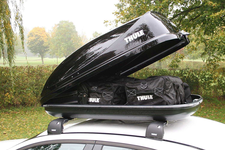 Thule Ocean 80 Autodachbox 320 Liter Kapazität Auto