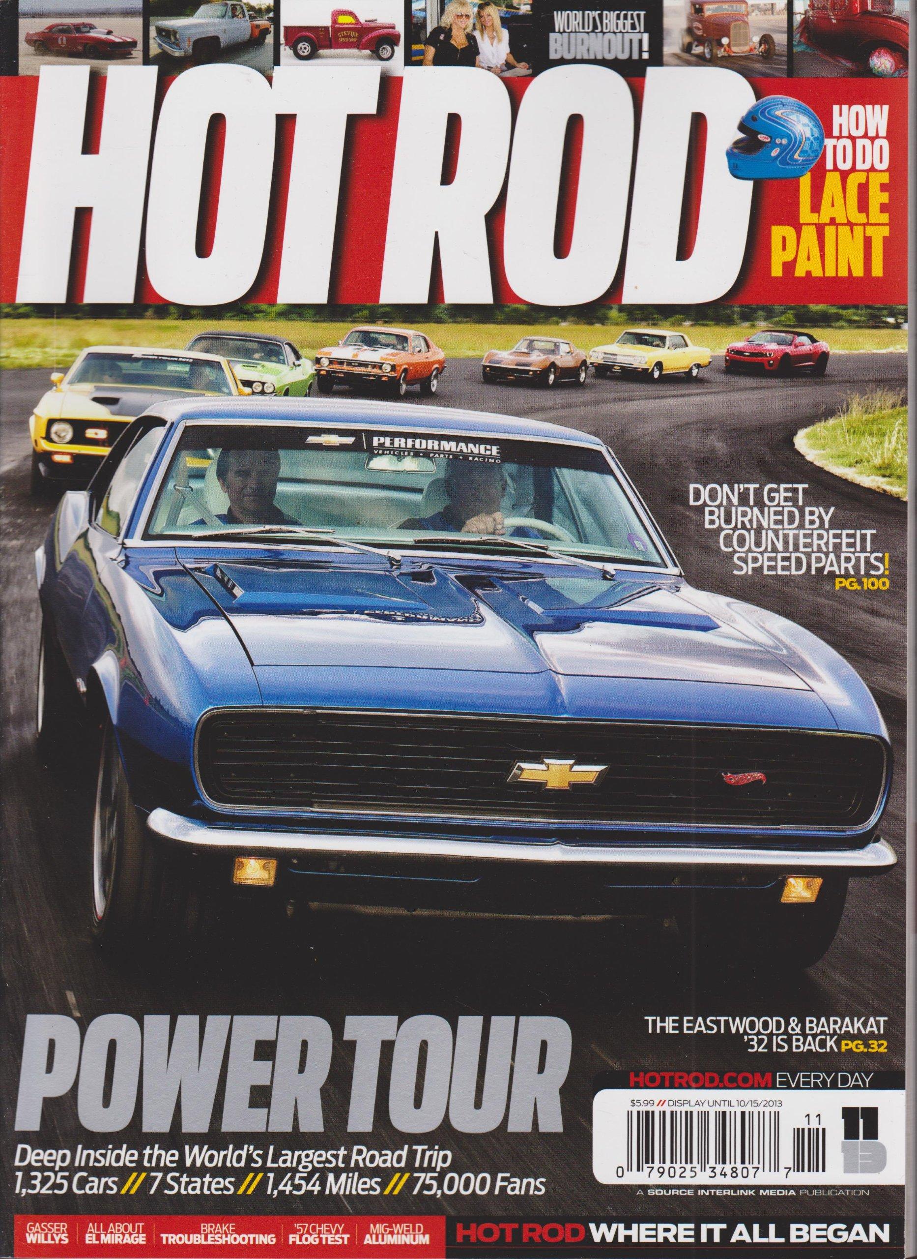 Read Online Hot Rod Magazine November 2013 ebook