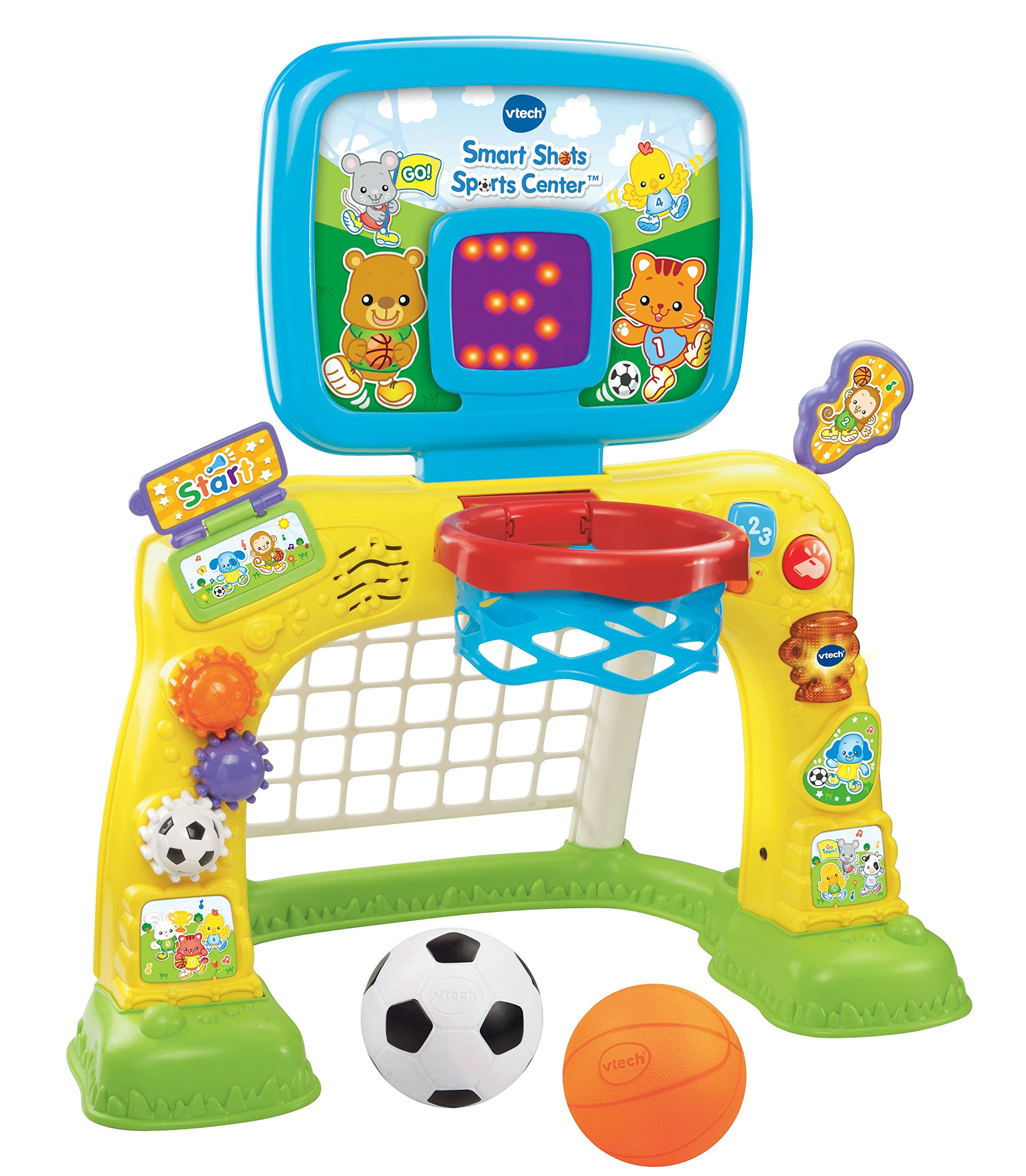 VTech Smart Shots Sports Center (Frustration Free Packaging) by VTech