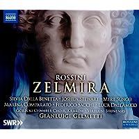 Rossini: Zelmira [Federico Sacchi; Silvia Dalla Benetta; Gianluigi Gelmetti] [Naxos: 8660468-70]