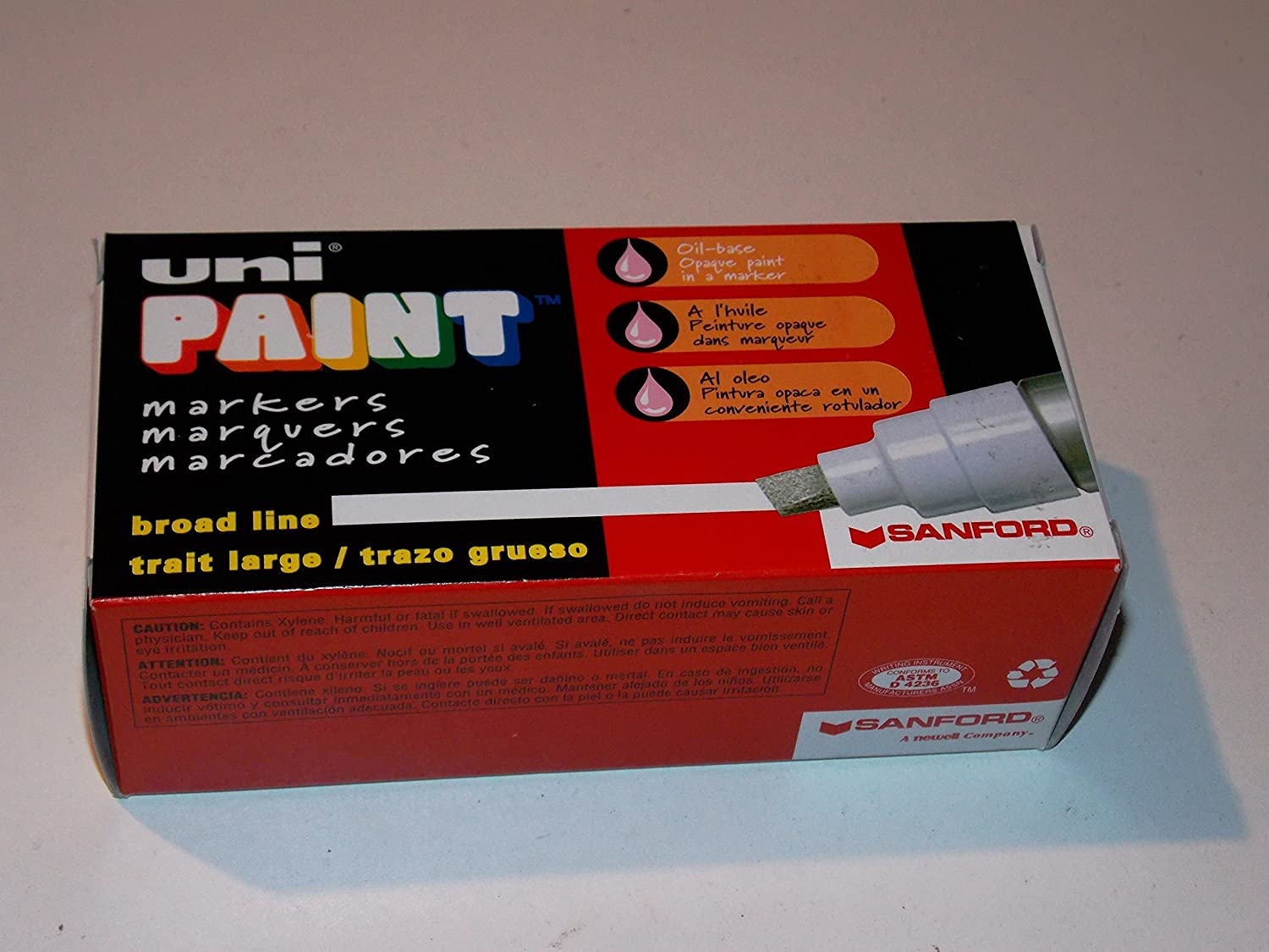 By Colour or Mixed Set Uni Px-30 Paint Marker Pen Extra Large Px-30 Chisel Tip
