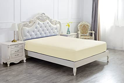 Amazoncom Lavish Linens California King Fitted Sheet Only Sold