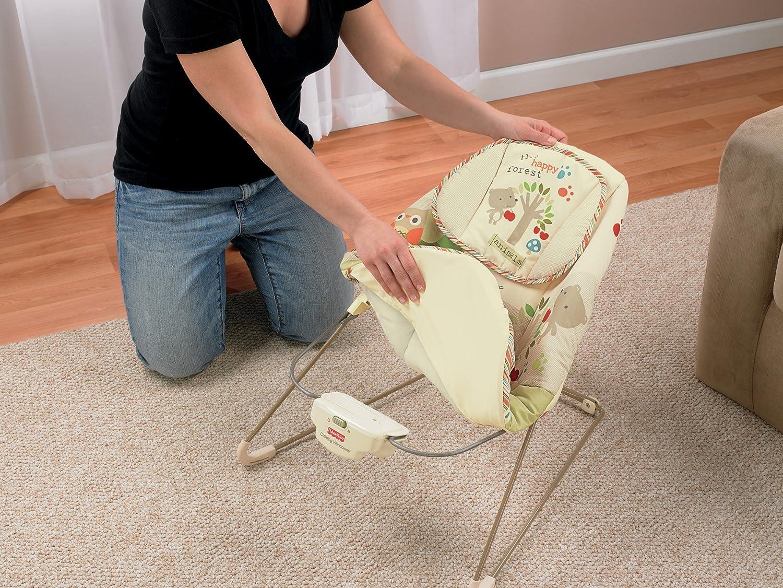 Fisher Price Babyschaukel mit Baum-Motiv