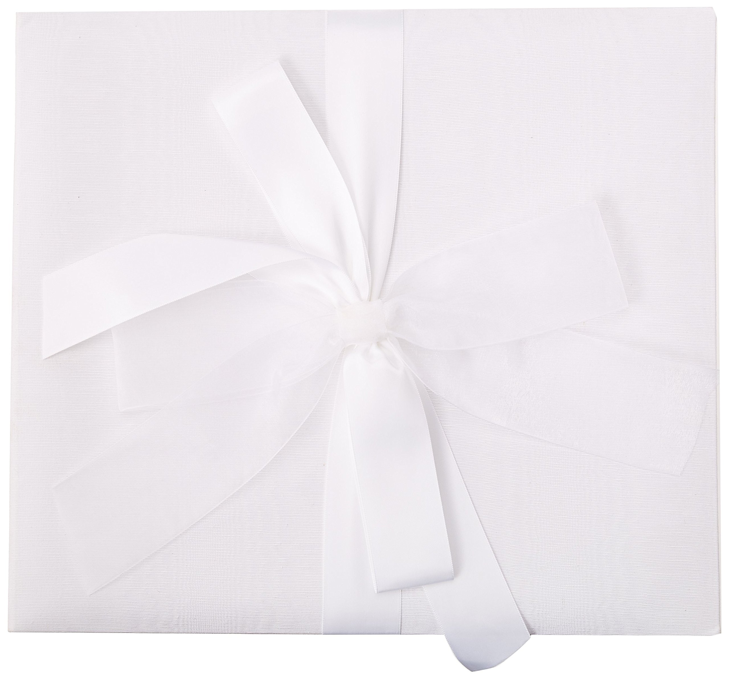 Beverly Clark Tres Beau Wedding Accessories Wedding Scrapbook, White by Beverly Clark