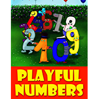 Playful Numbers(Illustrated) (English Edition)
