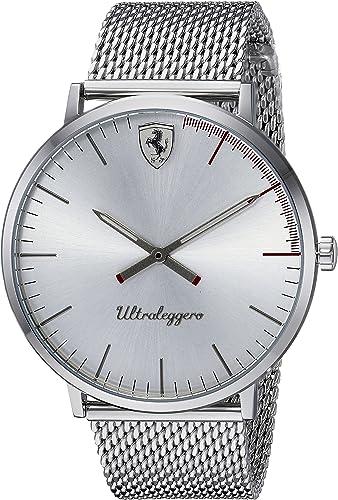 Ferrari Men S Watch Ultraleg Gero Reloj 0830407 Amazon De Uhren