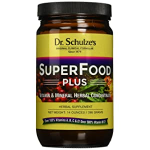 Dr. Schulze's Superfood Plus Meal Replacement Powder