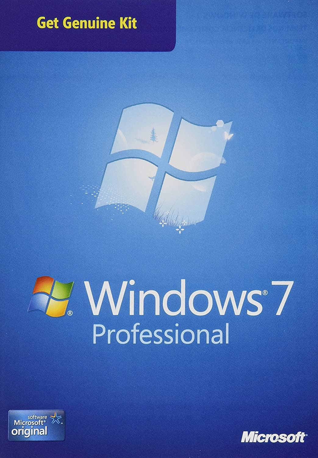 windows 7 oem legalmente