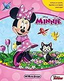 Minnie Mouse. Libroaventuras: Incluye un tablero y figuras para jugar (Disney. Minnie)