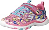 Skechers Girls' 81486l Slip On Trainers