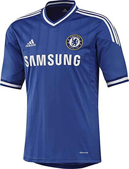 reputable site 5761c 97e92 Amazon.com : adidas Chelsea FC 2013/2014 Youth Home Jersey ...