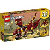 LEGO Creator 3in1 Mythical Creatures 31073 Playset Toy