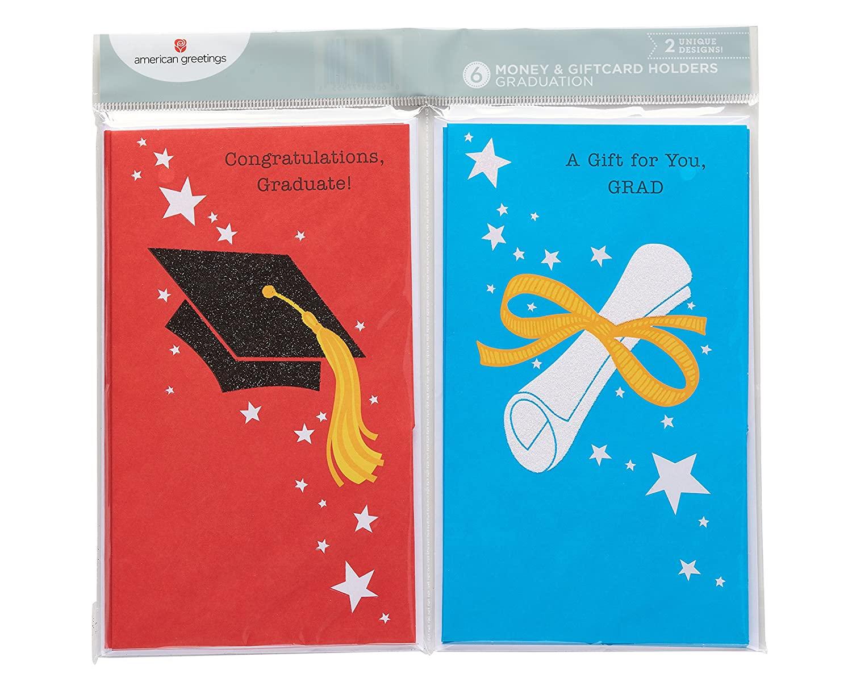 Amazon American Greetings Graduation Cap And Diploma Graduation