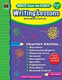 Write from the Start! Writing Lessons Grd 4