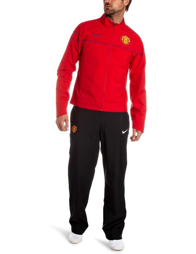 Peddler Nike Manchester - Chándal de Tenis para Hombre: Amazon.es ...