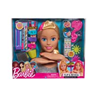 Just Play Barbie Deluxe Styling Head - Blonde