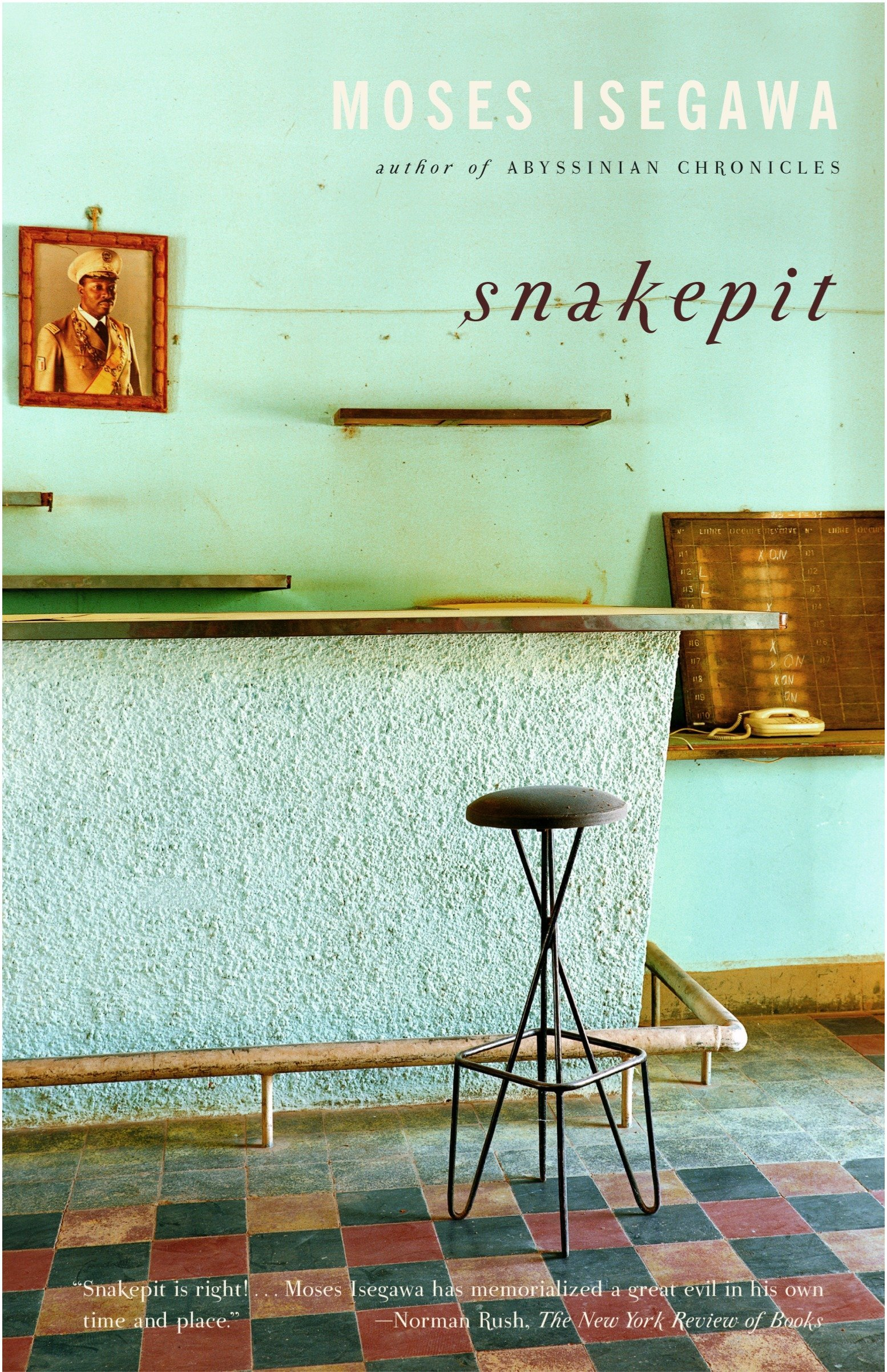 Snakepit: A Novel ebook