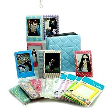 6 in 1 fujifilm instax mini album frame bundlesincluded3 l model