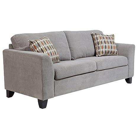 Wonderful Porter Designs U3021 Brighton Sofa, Dove
