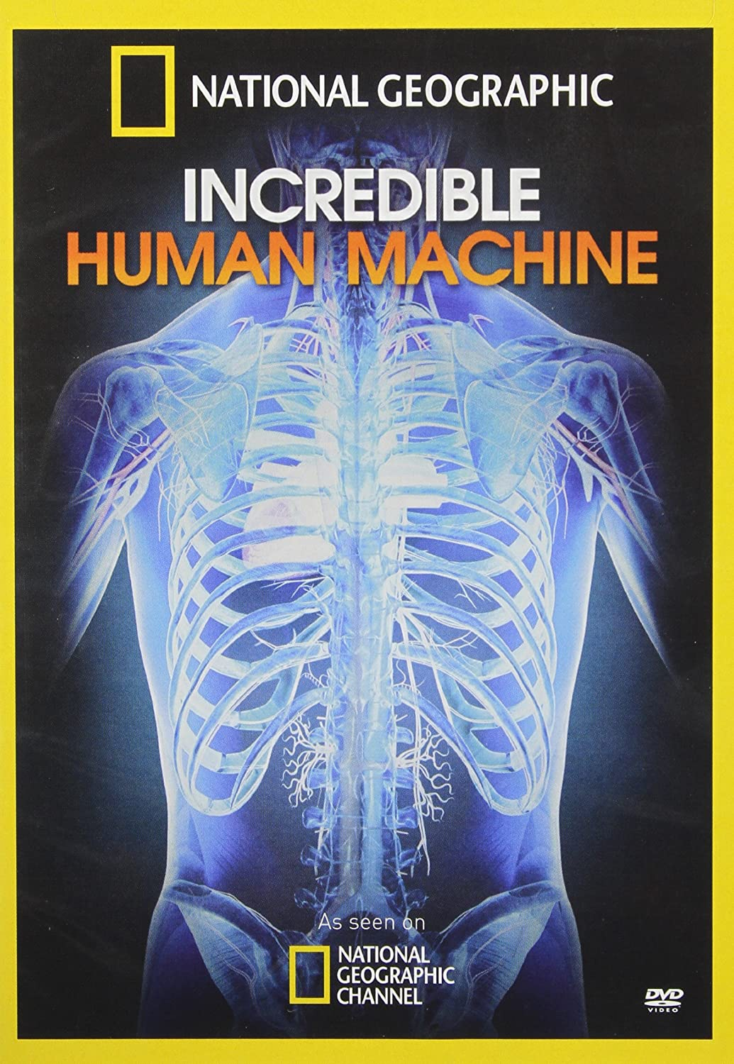 Amazon.com: Incredible Human Machine, The: National Geographic ...