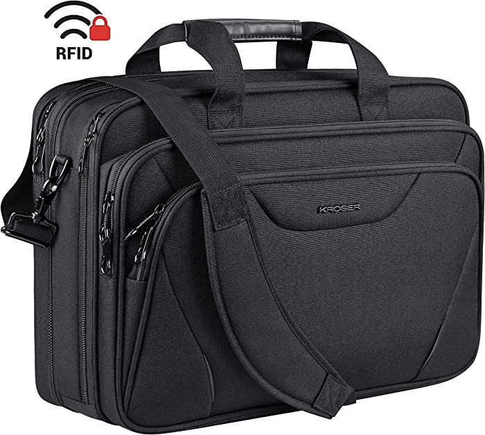 The Best Mobile Edge Premium Laptop Briefcase