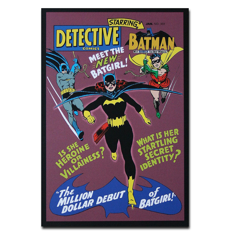 Amazon.com: Batman y Robin DC Comics Genuine postal Meet ...