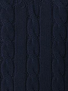 Cotton Cricket Sweater 1113-343-3879: Navy