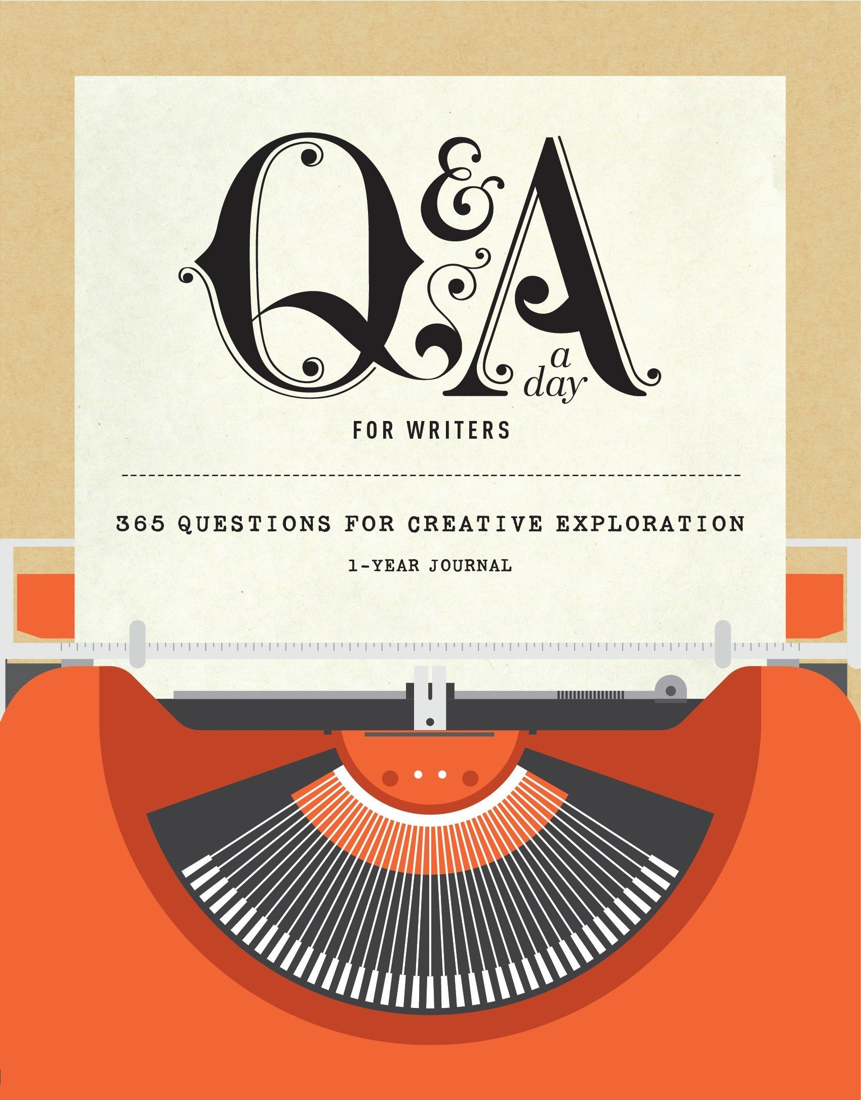Read Online Q&A a Day for Writers: 1-Year Journal PDF