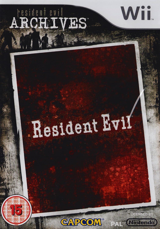 Resident Evil (Wii) [Importación inglesa]: Amazon.es: Videojuegos