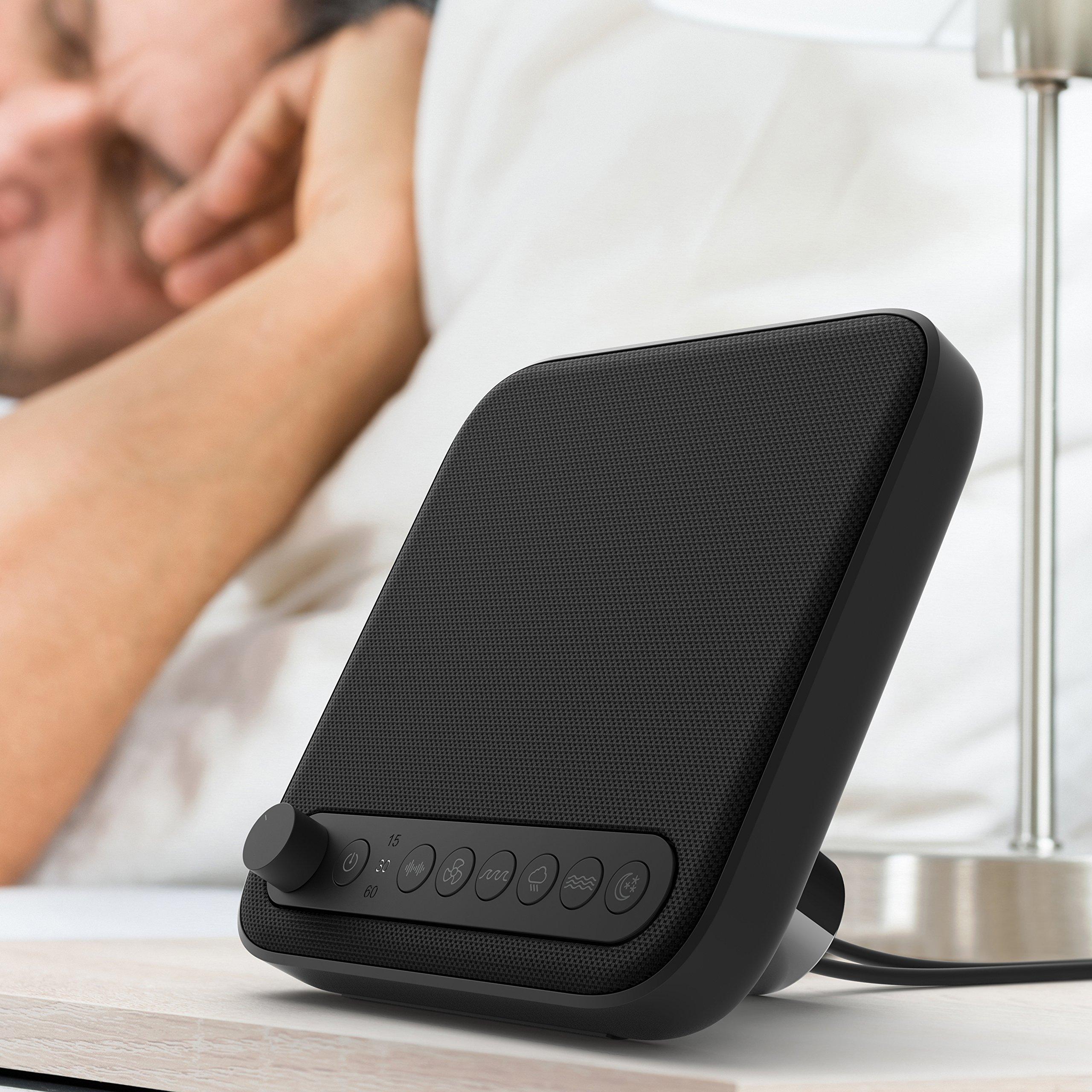 Amazon Com Wave Premium Sleep Therapy Sound Machine