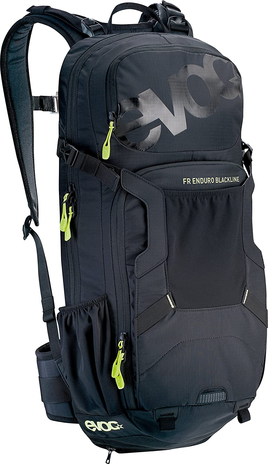 evoc FR Enduro Blackline Protector Hydration Pack Black, M L