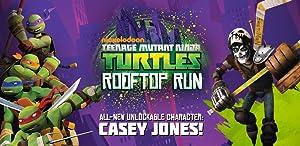 Teenage Mutant Ninja Turtles: Rooftop Run from Nickelodeon
