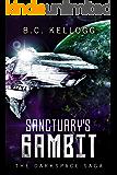 Sanctuary's Gambit: The Darkspace Saga Book 2