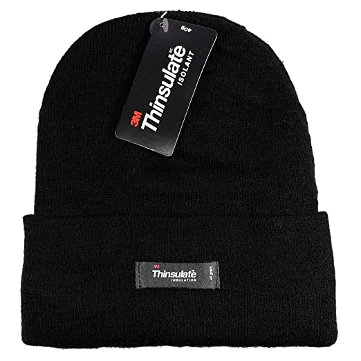 d7f53d7b9c1a8f Gelante Beanies Cap 20-3M-Black at Amazon Men's Clothing store: