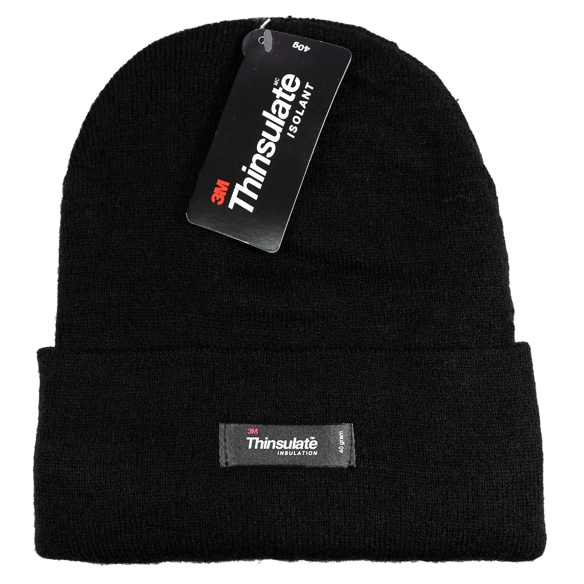 119eb176859 Gelante Beanies Cap 20-3M-Black