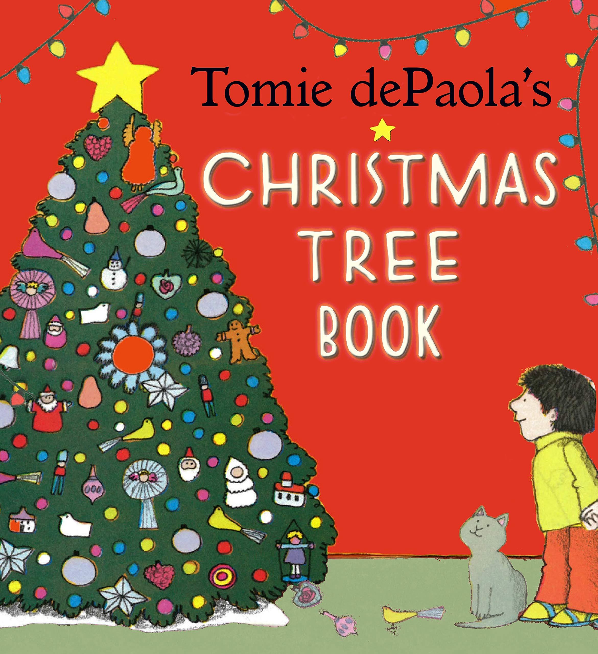 Tomie dePaola's Christmas Tree Book: dePaola, Tomie: 9780823442386: Amazon.com: Books