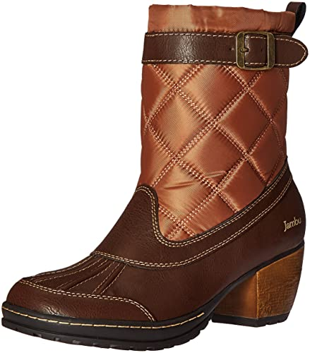 Dover Women US 5 Brown Bootie
