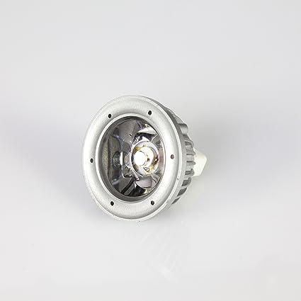 Lámpara LED MR-16 12V / 3W para lámparas de techo con ...
