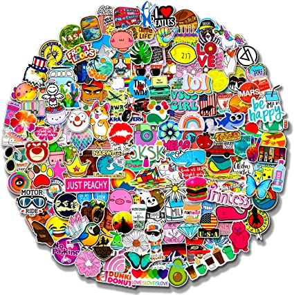 Details about  /Series Stickers Variety Vinyl Car Sticker for Kid and Adult 100 Pieces