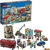 レゴ シティの中心街 60200 組み立てキット (1,211ピース)