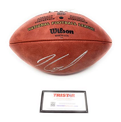 2f81f1203 Jimmy Garoppolo San Fransisco 49ers Signed Autograph Authentic NFL On FIeld  BCA Ribbon Back Panel Duke