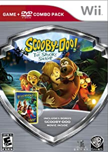 Amazon Com Scooby Doo And The Spooky Swamp Silver Shield