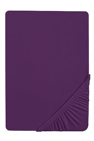 drap housse flanelle 60x120 Biberna 2744/353/046 Drap housse en flanelle de coton pour un lit  drap housse flanelle 60x120