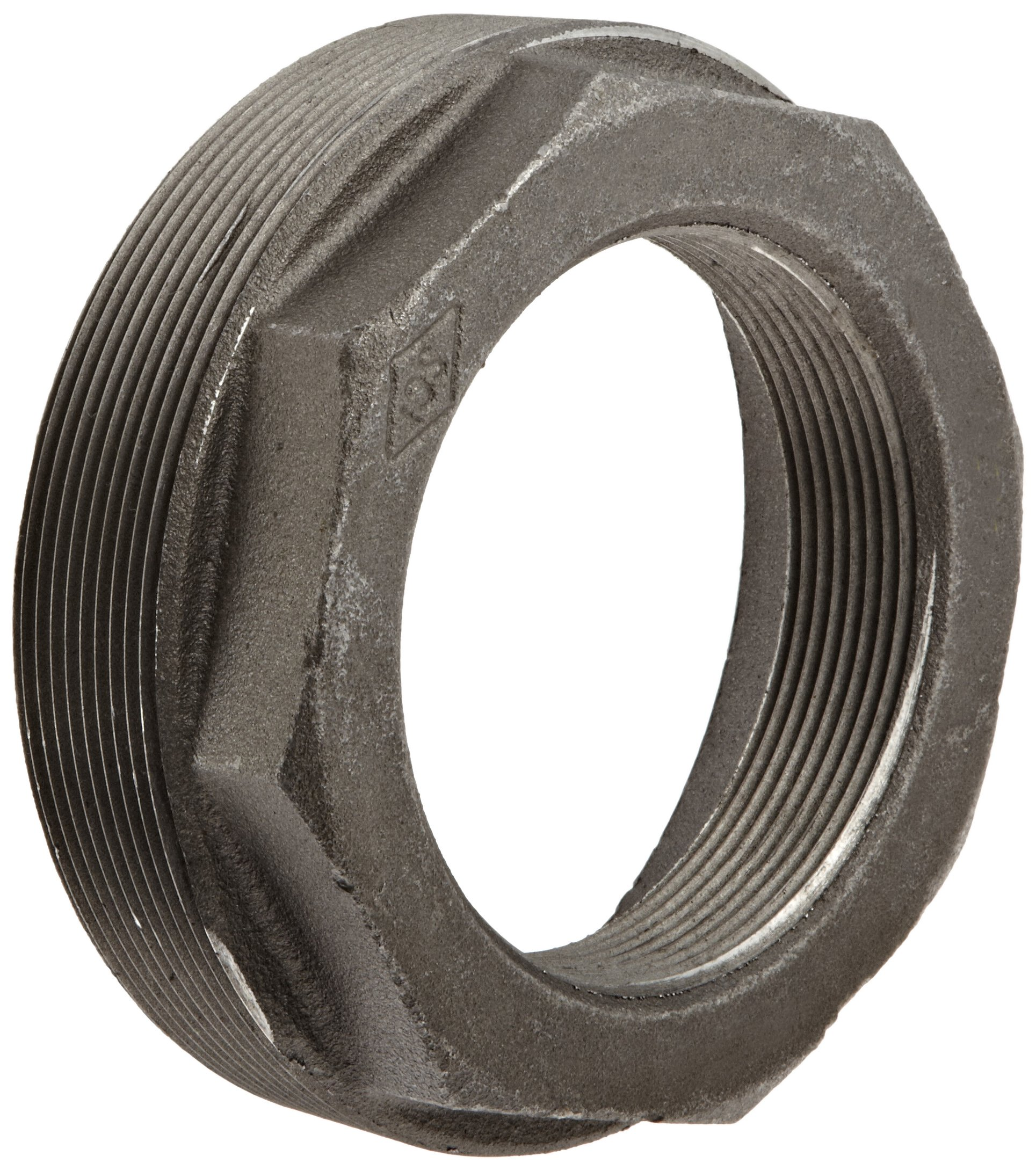 Dixon  HB3020 Iron 150# Pipe and Welding Fitting, Reducer Hex Bushing, 3'' NPT Male x 2'' NPT Female
