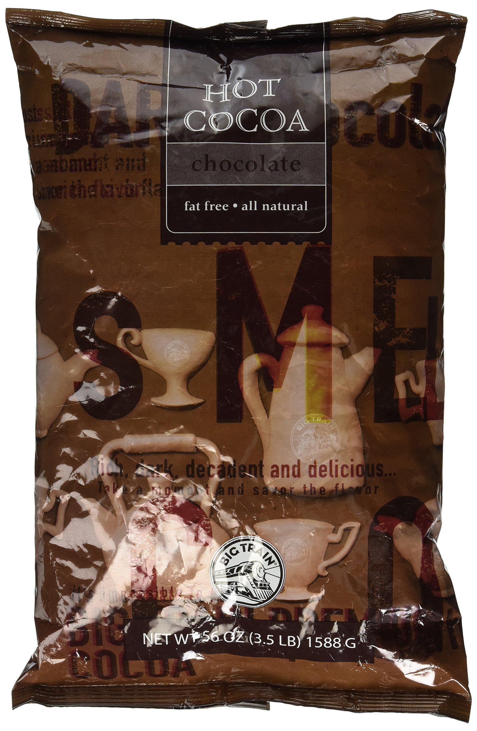Big Train Gourmet Hot Cocoa 3.5lb. Bag