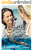 Freestyle Flirting: A Sweet Lesbian Romance