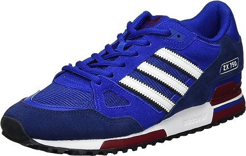 adidas zx 750 bianco blu